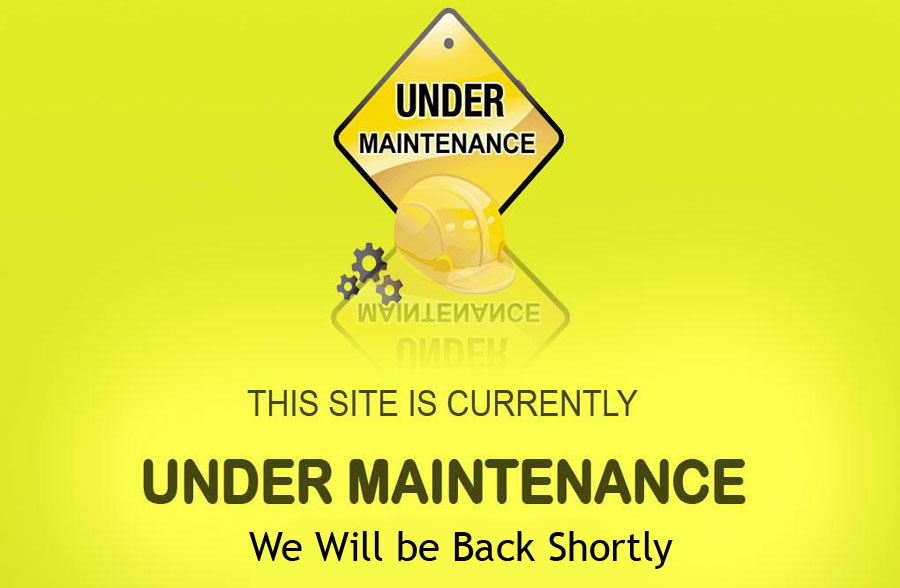 Down for Maintenance